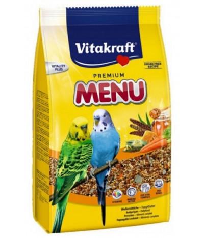 Vitakraft Menu Premium Periquitos 1kg