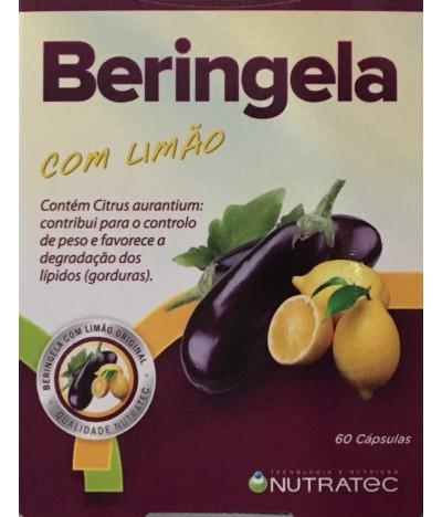 Nutratec Beringela com Limão em Cápsulas