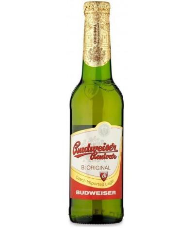 Budweiser Cerveza Budvar 33cl