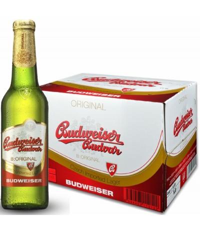 Budweiser Cerveja Budvar 33cl