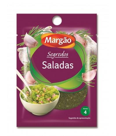 Ervas Aromáticas Segredos Saladas da Margão