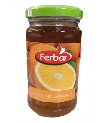 Ferbar Confitura Extra de Naranja 275gr