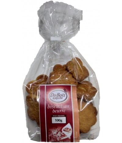 Du Bois Biscoitos Amanteigados 100gr
