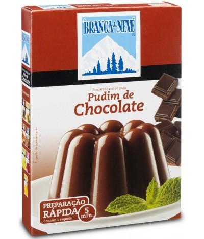 Branca de Neve Flan de Chocolate 120gr