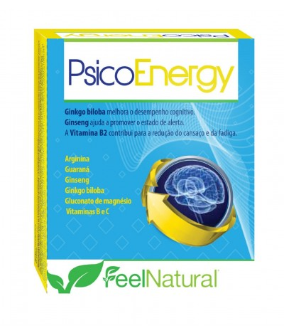 Psico Energy Feel Natural