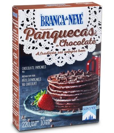 Branca de Neve Crepes de Chocolate 220gr