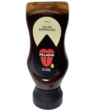 Paladin Mayonesa con Salsa Barbacoa 275ml