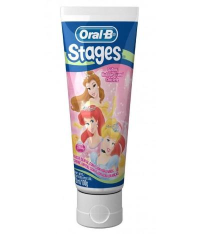 Oral-B Pasta Dentífrica Infantil Princesas 75ml
