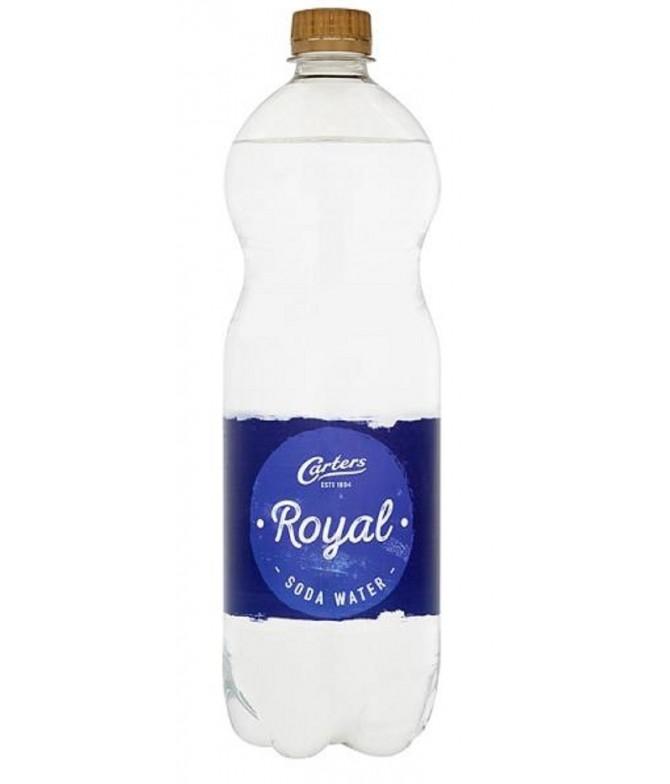 Carters Royal Água com Gás 1L
