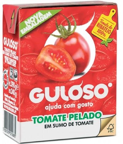 Guloso Tomate Pelado 390gr