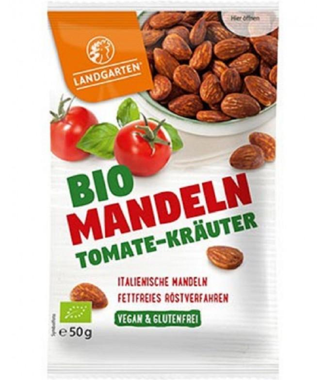 Landgarten Amêndoa Tomate Mediterrâneo BIO 50gr