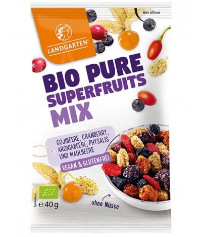 Landgarte Pure Superfruits Mix BIO 40gr