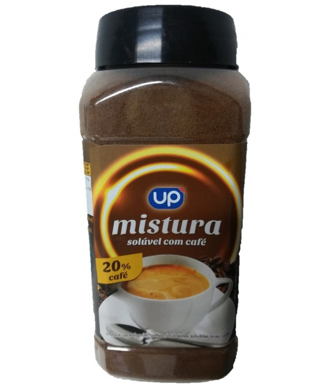 UP Mezcla Soluble 20% Café 200gr