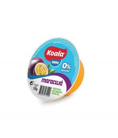 Koala Gelatina 0% Açúcar Maracujá 130gr