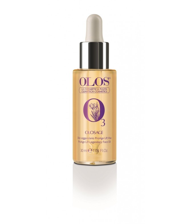 OLOS Aceite Facial Lifting Antiedad 30ml