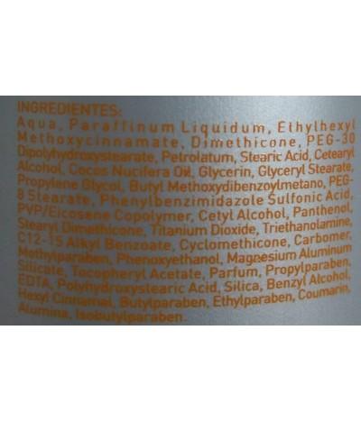 Leche Solar SPF 15 200 ml Farline