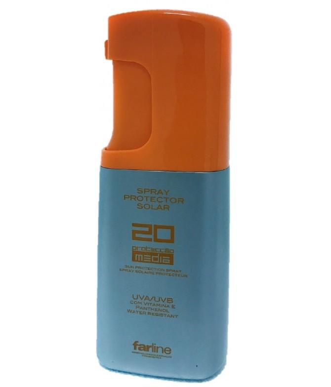 Spray Protetor Solar SPF 20 Farline