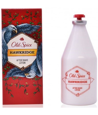 Old Spice After Shave Loção HawKridge 100ml