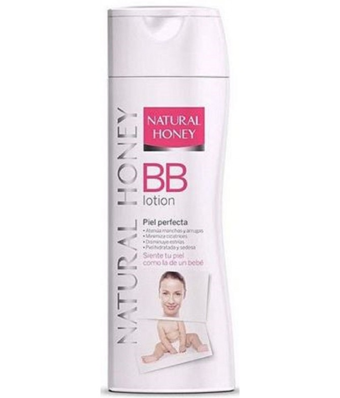 Natural Honey Loción Corporal BB 330ml