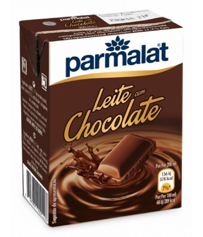 Parmalat Leite Achocolatado 200ml