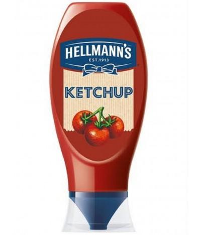 Hellmanns Ketchup Top Down 450gr