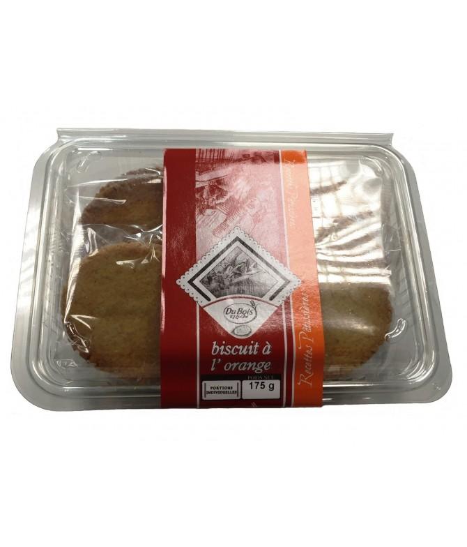 Du Bois Biscoitos de Laranja 175gr