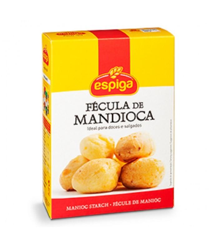 Espiga Fécula de Mandioca 250gr