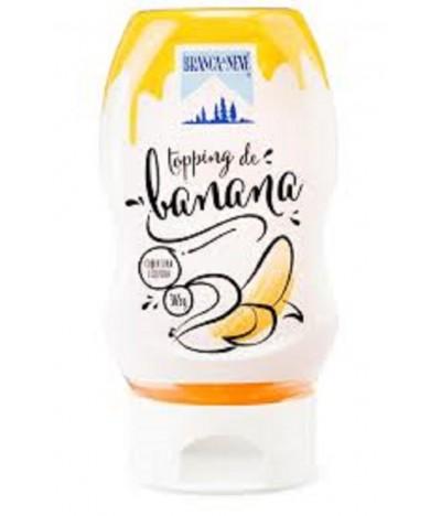 Branca de Neve Topping de Plátano 365gr