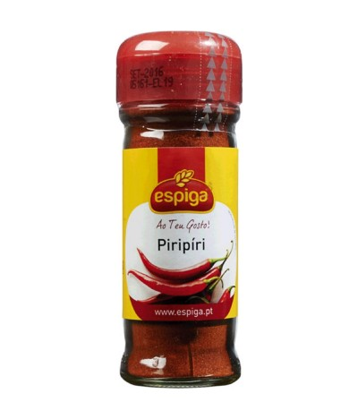 Espiga Piripíri Moído Frasco 45gr