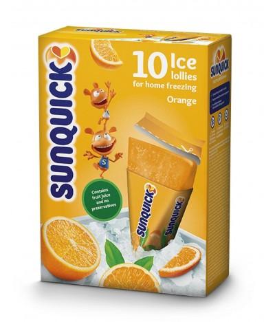 Sunquick Gelado Laranja 10un