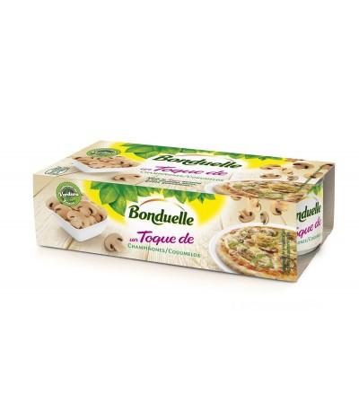 Bonduelle Cogumelos Laminados Natural 2x100gr