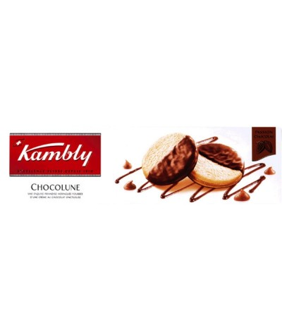 Kambly Chocolune Bolachas com Chocolate 100gr