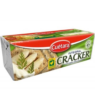 Cuétara Cracker Integral 200gr
