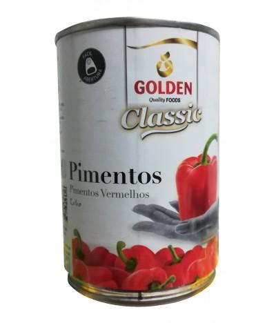 Golden Foods Pimentos Vermelhos Extra 390gr