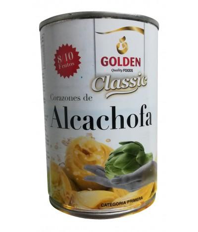 Golden Foods Corazones de Alcachofa 390gr