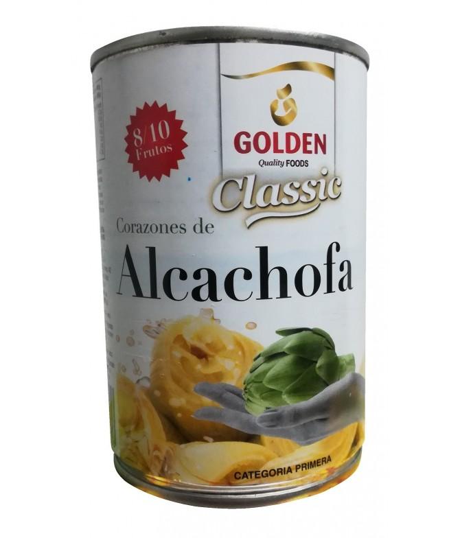 Golden Foods Corações de Alcachofra 390gr