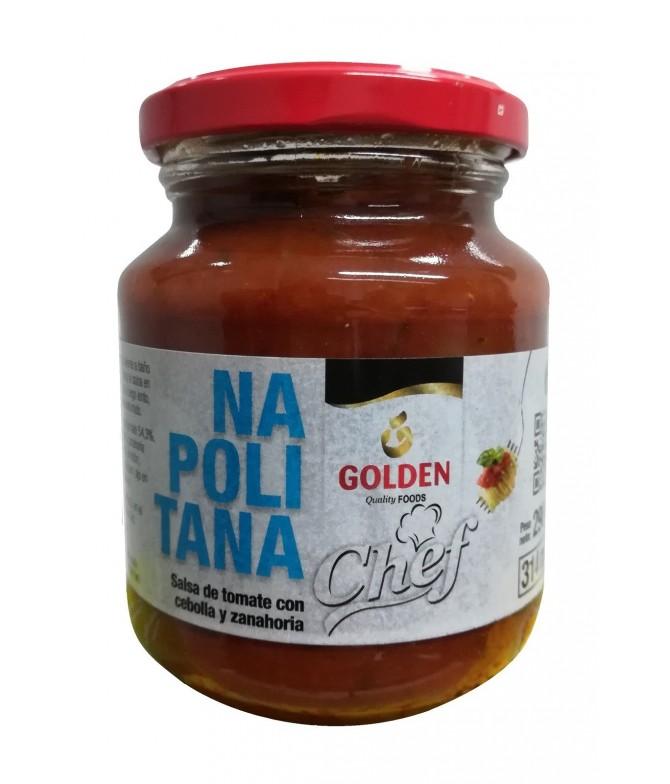 Golden Foods Molho Napolitana 290gr
