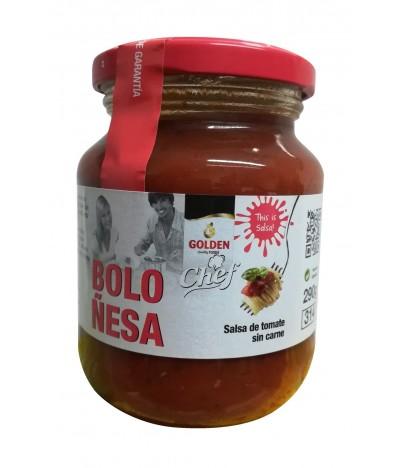 Golden Foods Salsa Boloñesa sin Carne 290gr