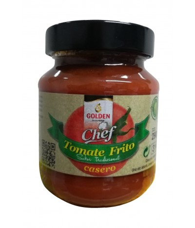 Golden Foods Tomate Frito 290gr