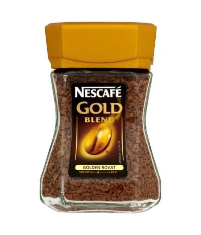Nescafé Gold Blend Café Solúvel 50gr