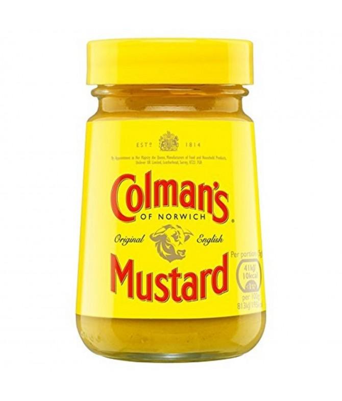 Colmans Mostarda Original 100gr
