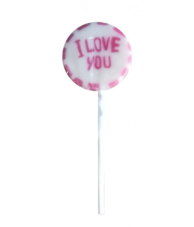 Mr Lollipops Chupa I Love You 1un