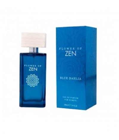 Perseida Blue Dahlia Flower of Zen 100ml
