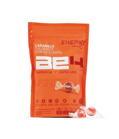 Be4 Energy Rebuçados Laranja & Maracujá 65gr