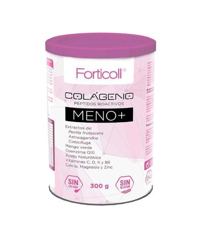 Forticoll Colágeno Bioactivo Meno + 300gr