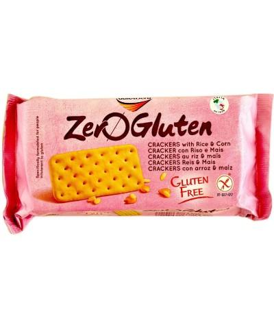 Galbusera Cracker Arroz & Maíz SIN GLUTEN 300gr