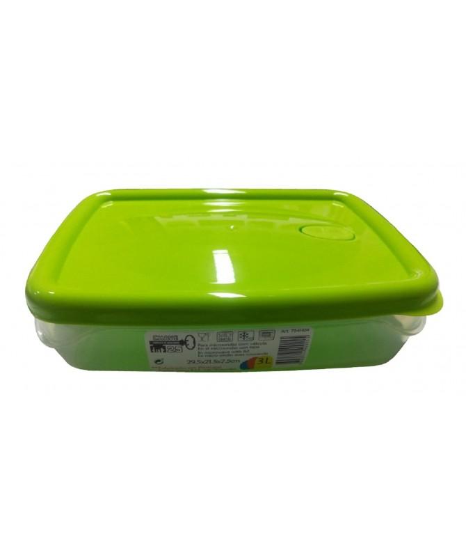 Chave 25 Caja Hermética Alimentos 3L