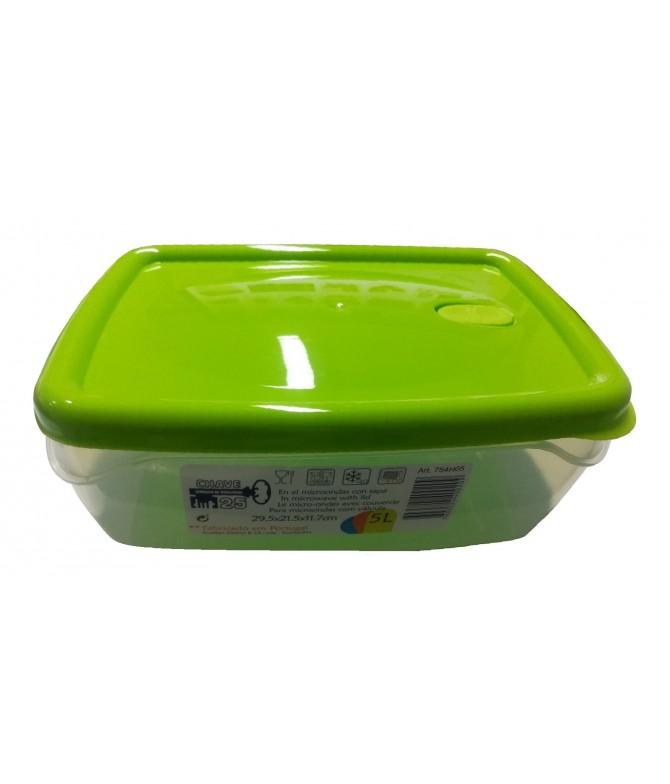 Chave 25 Caja Hermética Alimentos 5L