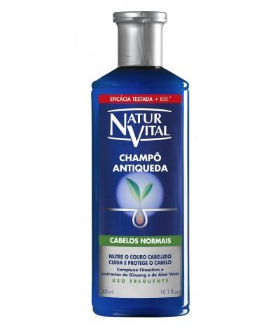 Champú Anticaída para Cabello Normal Natur Vital