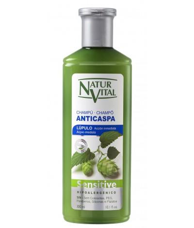 Champú Sensitive AntiCaspa Natur Vital